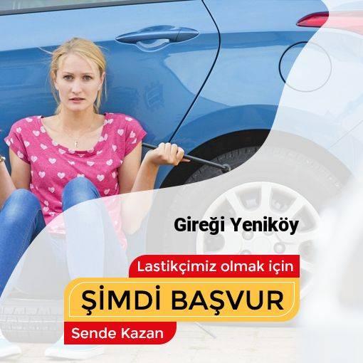 Gireği Yeniköy 24 Saat Açık Lastikçi