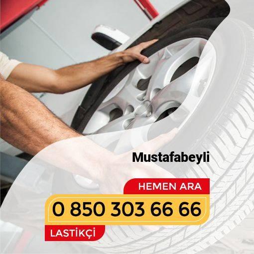 Mustafabeyli Lastikçi