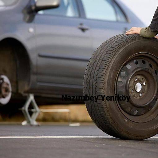 Nazımbey Yeniköy Lastik Tamircisi