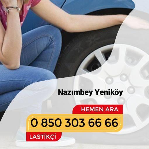 Nazımbey Yeniköy Lastikçi