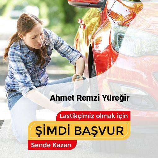 Ahmet Remzi Yüreğir 24 Saat Açık Lastikçi