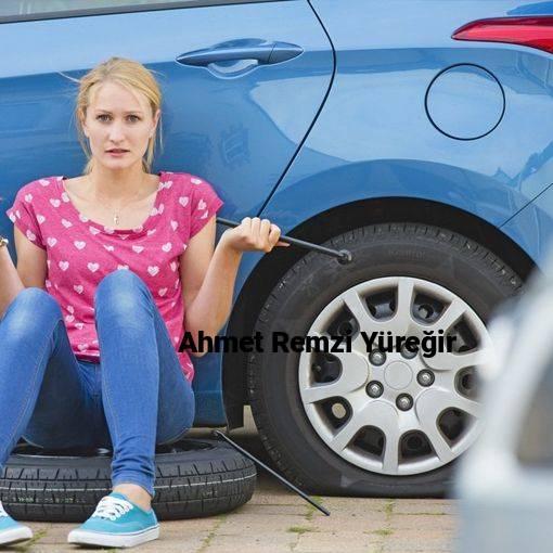 Ahmet Remzi Yüreğir Açık Lastikçi