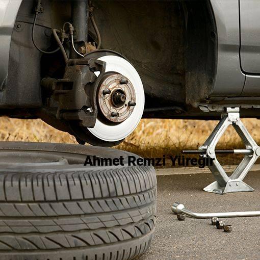Ahmet Remzi Yüreğir Lastik Tamircisi