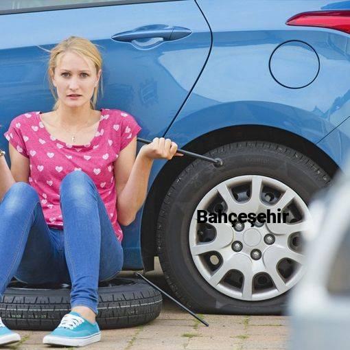 Bahçeşehir Lastik Yol Yardım