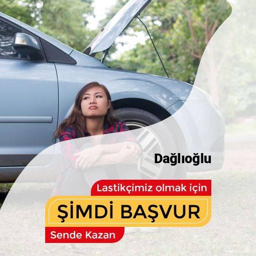 Dağlıoğlu 24 Saat Açık Lastikçi