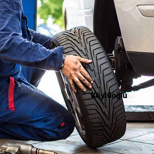 Köylüoğlu 24 Saat Açık Lastikçi