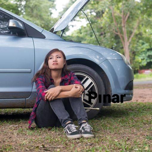 Pınar 24 Saat Açık Lastikçi