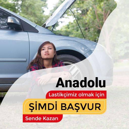 Anadolu 24 Saat Açık Lastikçi