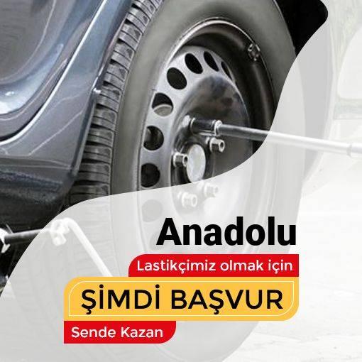 Anadolu Açık Lastikçi