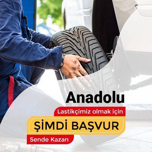 Anadolu Oto Lastikçi