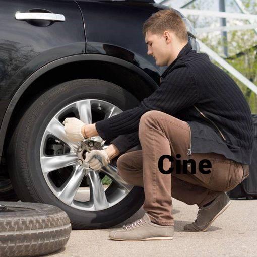 Cine 24 Saat Açık Lastikçi
