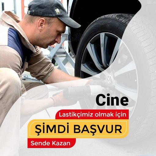 Cine Lastik Yol Yardım