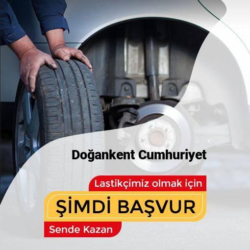 Doğankent Cumhuriyet 24 Saat Açık Lastikçi