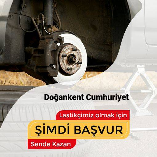 Doğankent Cumhuriyet Lastik Tamiri