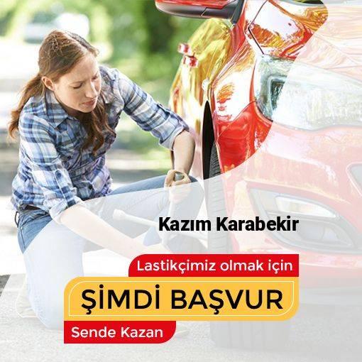 Kazım Karabekir Lastikçi