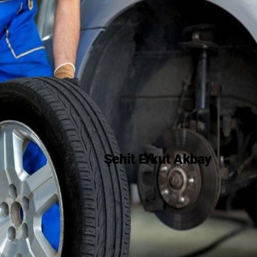 Şehit Erkut Akbay Lastik Yol Yardım