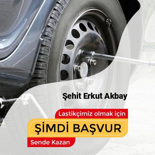 Şehit Erkut Akbay Lastikçiler