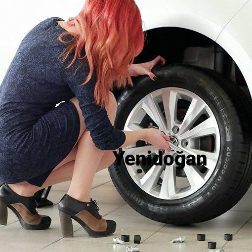 Yenidoğan 24 Saat Açık Lastikçi