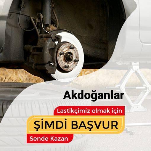 Akdoğanlar 24 Saat Açık Lastikçi