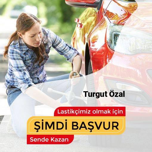 Turgut Özal Lastikçi