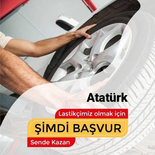 Atatürk Lastik Yol Yardım