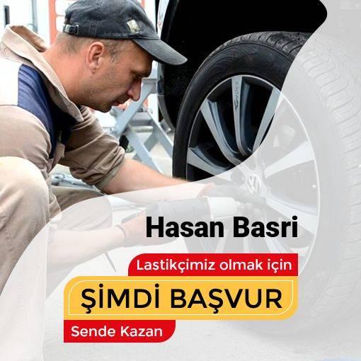 Hasan Basri 24 Saat Açık Lastikçi