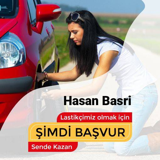 Hasan Basri Lastik Yol Yardım