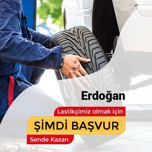 Erdoğan 24 Saat Açık Lastikçi