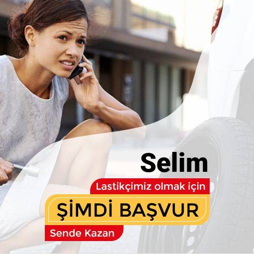 Selim Lastikçi
