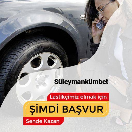 Süleymankümbet Lastikçi