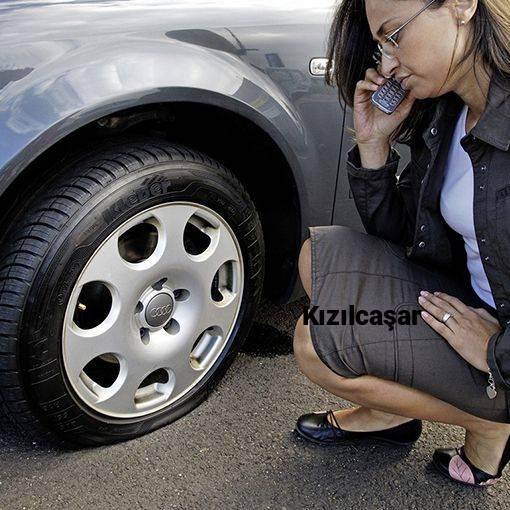 Kızılcaşar Lastik Tamiri