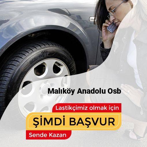 Malıköy Anadolu Osb Açık Lastikçi