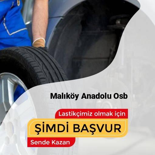 Malıköy Anadolu Osb Lastik Tamircisi