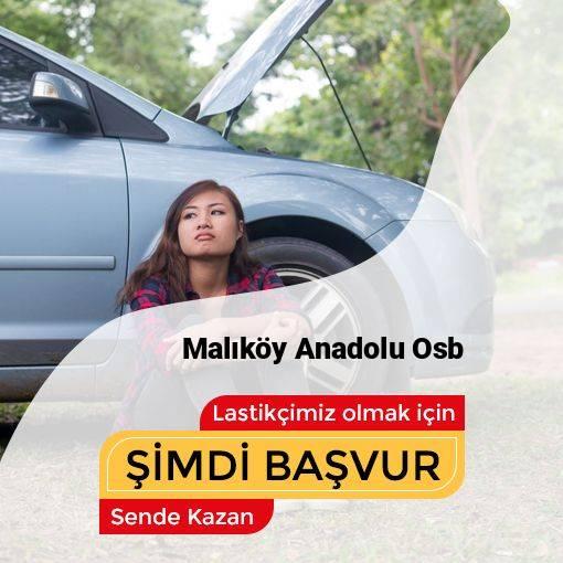 Malıköy Anadolu Osb Lastik Yol Yardım