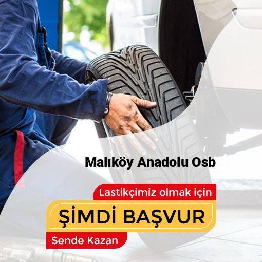 Malıköy Anadolu Osb Lastikçi