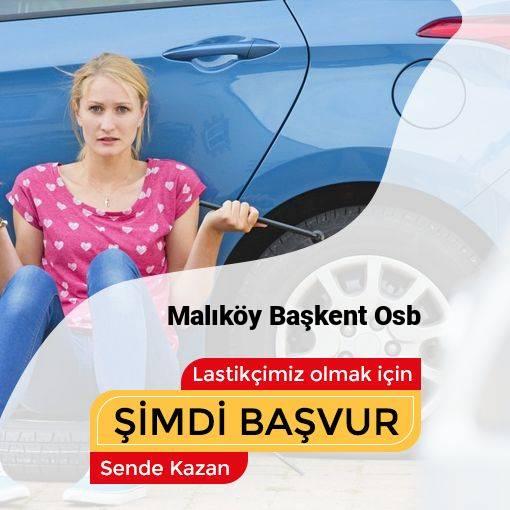 Malıköy Başkent Osb Açık Lastikçi