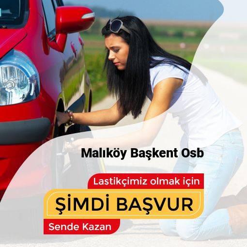 Malıköy Başkent Osb Lastik Tamircisi