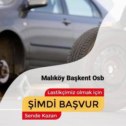 Malıköy Başkent Osb Lastik Tamiri