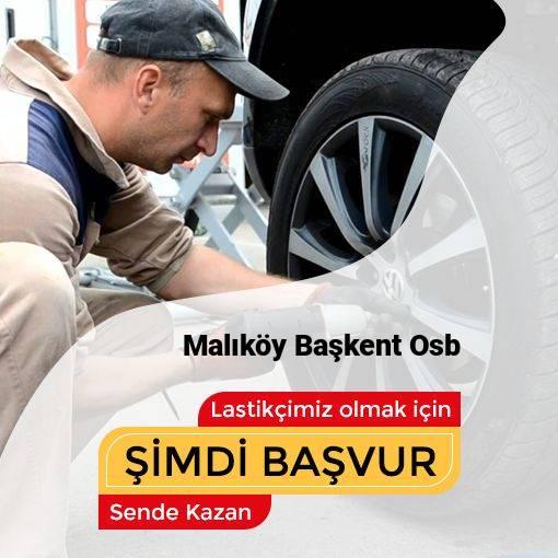 Malıköy Başkent Osb Lastikçi