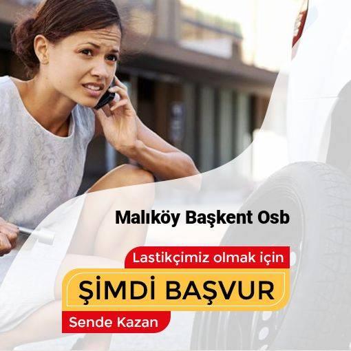 Malıköy Başkent Osb Oto Lastikçi