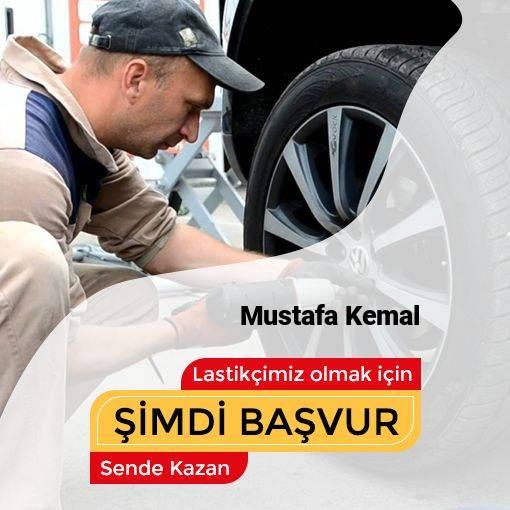 Mustafa Kemal 24 Saat Açık Lastikçi