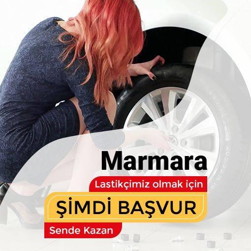Marmara 24 Saat Açık Lastikçi