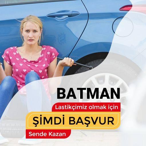 Batman 24 Saat Açık Lastikçi