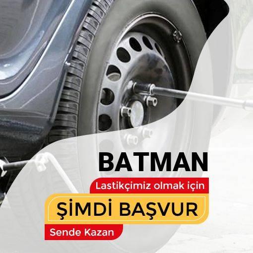 Batman Açık Lastikçi