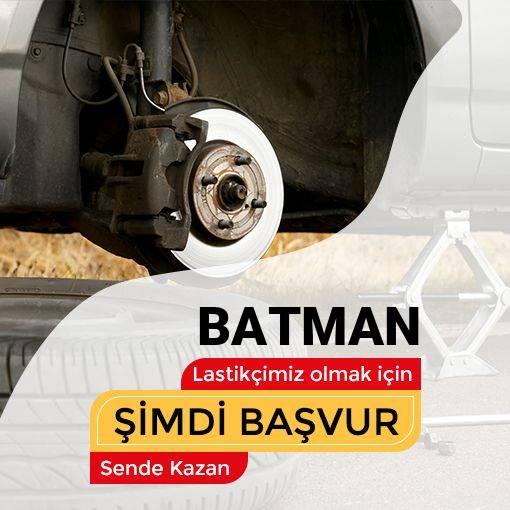 Batman Lastik Tamiri