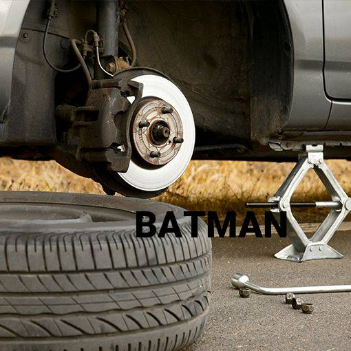 Batman Lastik Yol Yardım