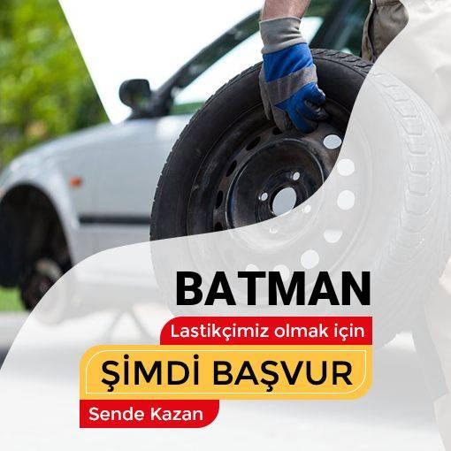 Batman Lastikçiler