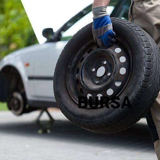 Bursa 24 Saat Açık Lastikçi