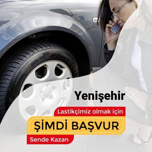 Yenişehir 24 Saat Açık Lastikçi