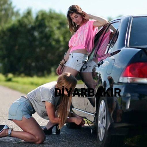 Diyarbakır 24 Saat Açık Lastikçi